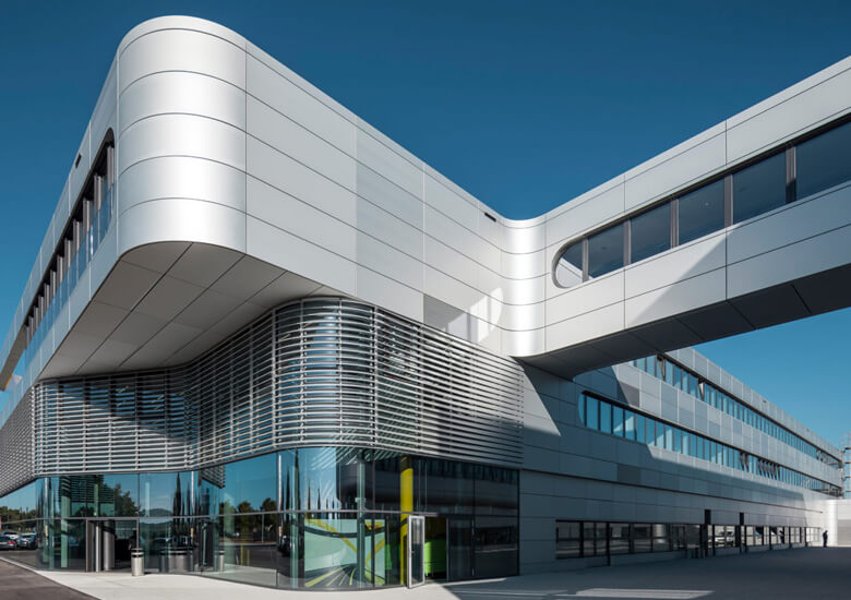 Aluminum Composite Panels – ALUVIE